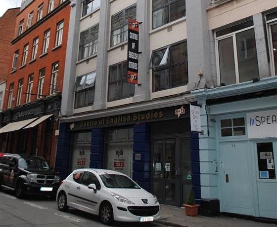 Nyelvtanfolyamok külföldön, CES Dublin