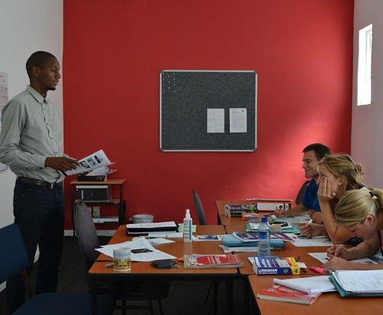 LAL Language Centre, nyelvtanfolyam Fokvárosban, Dél-Afrika