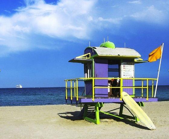 angol tanfolyam USA: Miami, South Beach