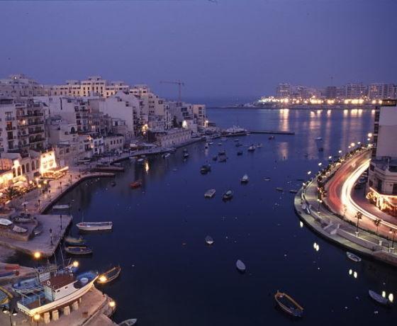 angol nyelvtanfolyam Málta szigetén, St Julians