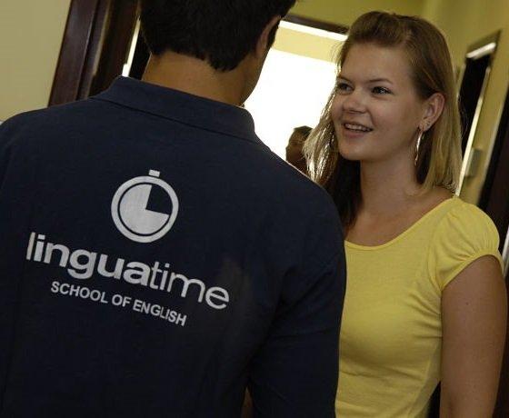nyelvtanfolyam Málta szigetén, Linguatime Sliema