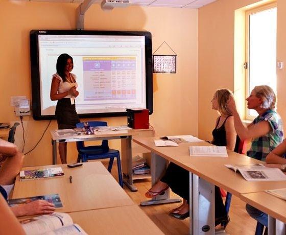 angol nyelvkurzus Am Language Studio, Sliema, Málta