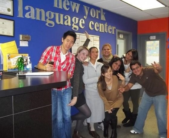 škola New York language Center