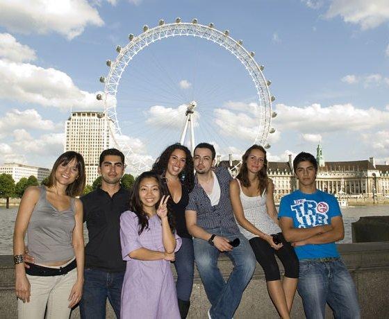 angol nyelvtanfolyam London városában, Nagy Brittania