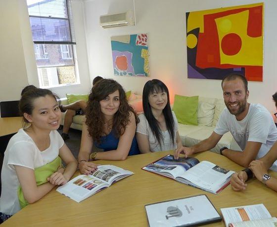 jazykové pobyty, Tti School Londýn, Veľká Británia