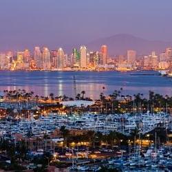 Angol nyelvtanfolyamok San Diego, Kalifornia