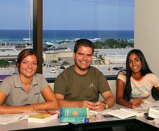 jazykový pobyt USA, Honolulu: Global Village Honolulu