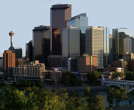Nyelvtanfolyamok Kanadában, Calgary