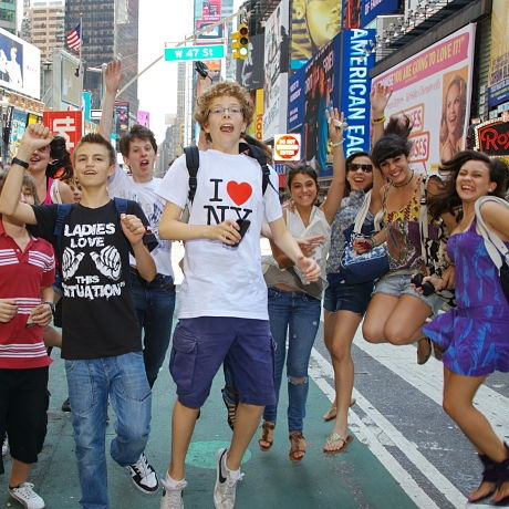 Angol nyelvtanfolyamok New Yorkban, USA