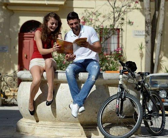 tanulj angolt Sliema városában, Málta