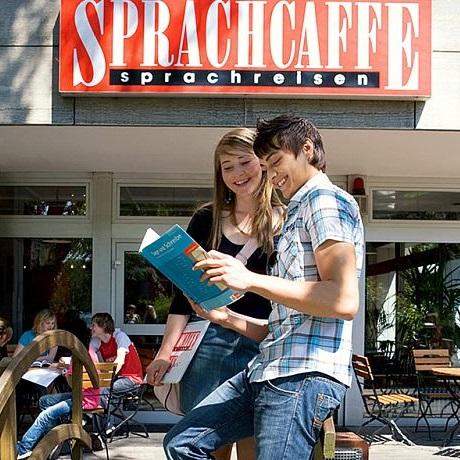 Nyelvtanulás Frankfurt városában: Sprachcaffe Frankfurt