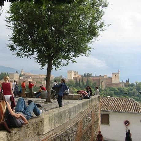 Spanyol nyelvtanfolyamok Granada városában, Spanyolország
