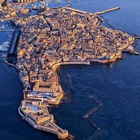 Olasz nyelvtanfolyam Siracusa városában, Szicília