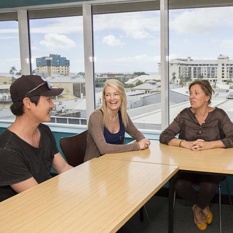 Nyelvtanulás Cairns varosában