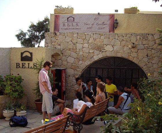 Nyelvtanulás Málta, Gozo