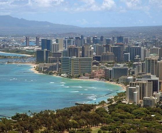 Nyelvtanfolyamok Hawaii szigeteken: Honolulu