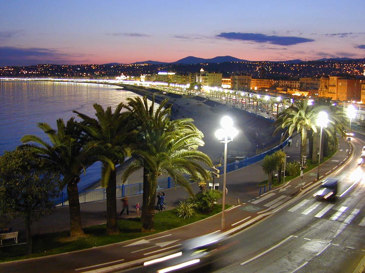 kurzy francúzštiny, Francúzsko, Nice