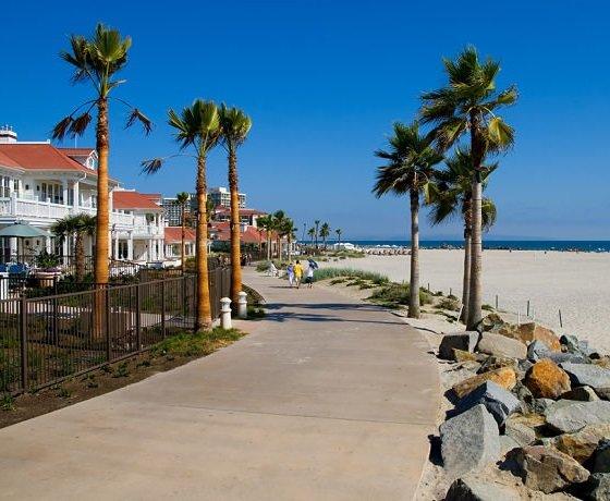 kurzy angličitny USA: San Diego, Kalifornia