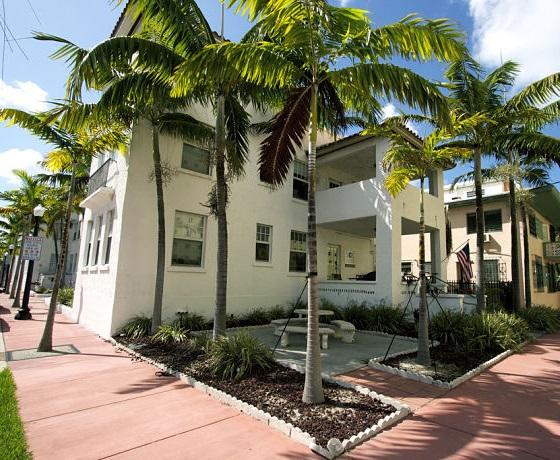 jazykové kurzy na Miami Beach, budova školy SOL