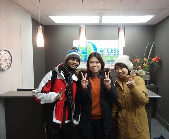 štúdium angličtiny v Toronte